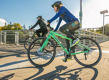 Electric City Bikes