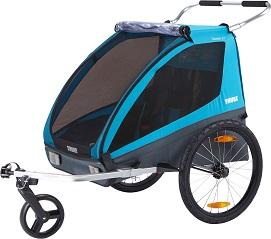 Przyczepki rowerowe dla dzieci